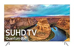 The Samsung 4K SUHD TV completely redefines the viewing experience with the revolutionary Quantum Dot nano-crystal technology. The KS8000 features innovations that produce a remarkable High Dynamic Range picture experience, regardless of room...