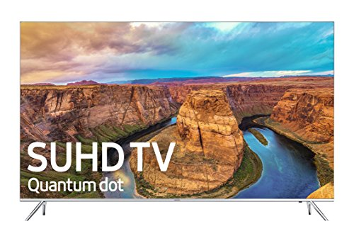 Samsung UN60KS8000 60-Inch 4K Ultra HD Smart LED TV (2016 Model)