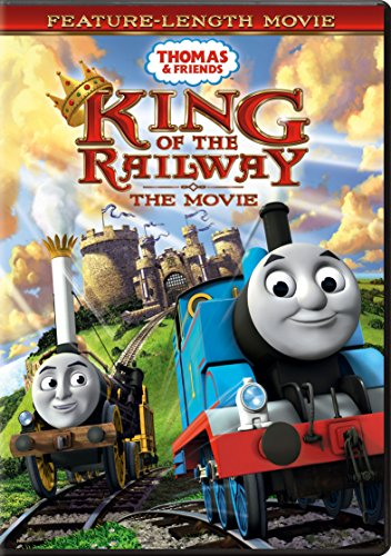 Thomas & Friends: King of the Railway - The Movie (Thomas And Friends King Of The Railway)