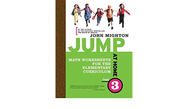 Counting Number worksheets math picture worksheets : Amazon.com: Jump at Home Grade 3: Math Worksheets for the ...