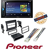 AVH-200EX Multimedia DVD Receiver with 6.2 WVGA Display TOYOTA TACOMA 2005 - 2011 CAR STEREO RECEIVER RADIO DASH INSTALLATION MOUNTING KIT