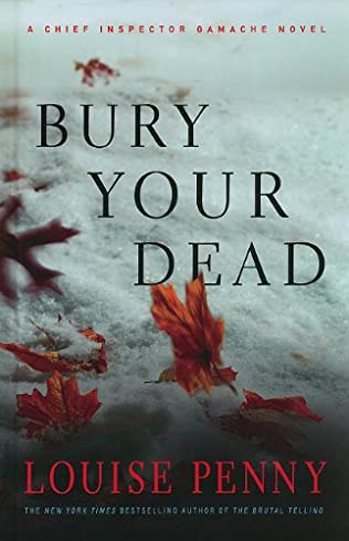 book cover of Bury Your Dead