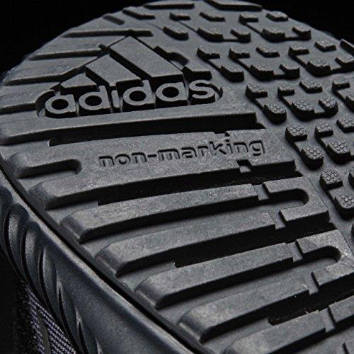adidas FortaRun K - Zapatillas de deportepara niños, Gris - (GRIS/FTWBLA/GRIOSC), 32