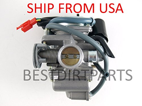 GY6 150cc SCOOTER MOPED CARBURETOR ATV GO KART - Scooter Carburetor 150cc