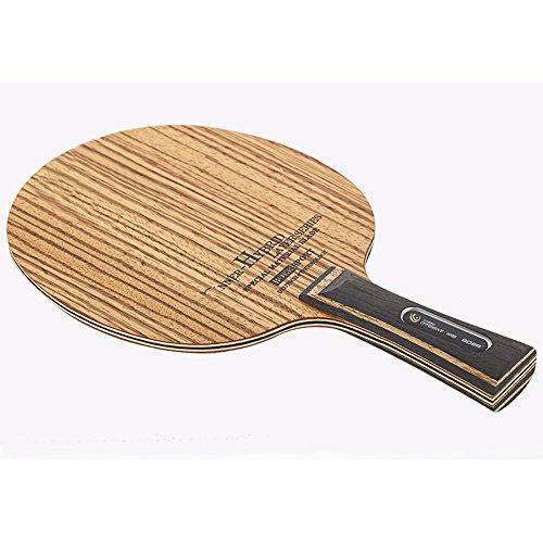Long Handle Table Tennis Racket Pingpong Paddle Bat exercise equipment by Jlecc