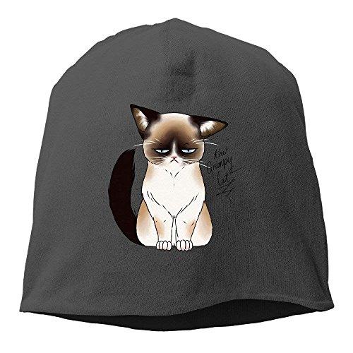 Grumpy Unisex Hip Size One Hat Beanies Gorras béisbol Cat Cap Hop fw6qXP5