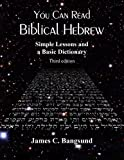 You Can Read Biblical Hebrew: Simple Lessons and