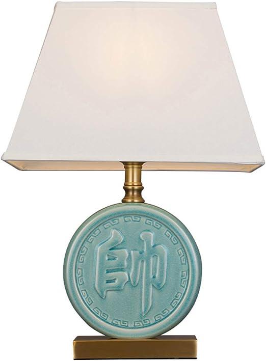 Table Lamp Bedroom Bedside Lights Desk Lamps for Living Room