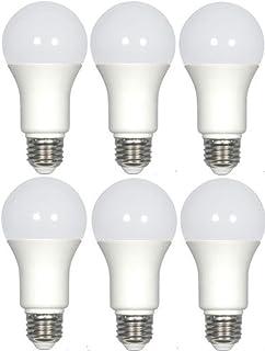 SATCO S29837 9.8W A19 LED 3500K Medium Base 220/' Beam Spread 120V