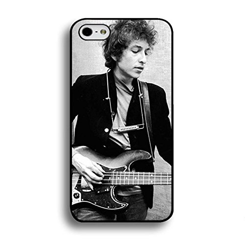 Iphone 6 / 6s ( 4.7 Inch ) Rock Singer Cell Cover Cool With Guitar Folk Music Singer Bob Dylan Phone Case Cover for Iphone 6 / 6s ( 4.7 Inch )