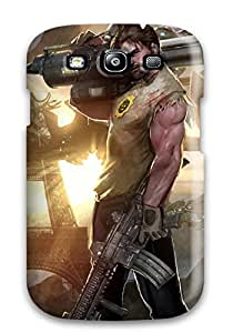 Nora K. Stoddard's Shop 9029573K81382567 Serious Sam 4 Awesome High Quality Galaxy S3 Case Skin