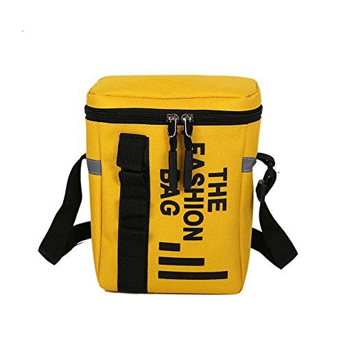 FDRCV - Bolso al hombro para mujer, amarillo (Amarillo) - AZOC3Y8R0135196HEJ9P Amarillo