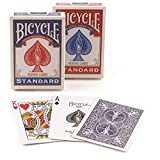 Toys : Bicycle Playing Card Deck, 2-Pack