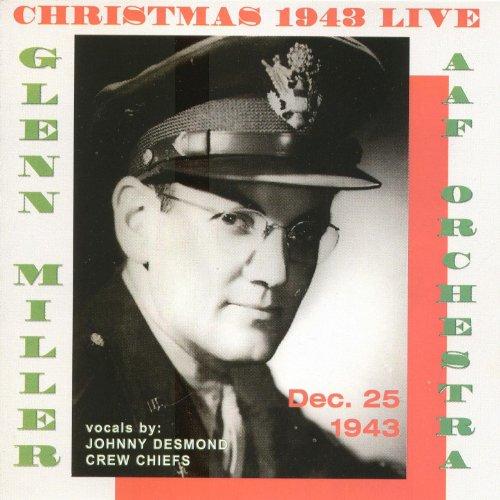 Medley: Silent Night / I'll Be Home For Christmas / Jingle Bells / White Christ (December 25, 1943 Halloren General Hospital Staten Island N.Y.)