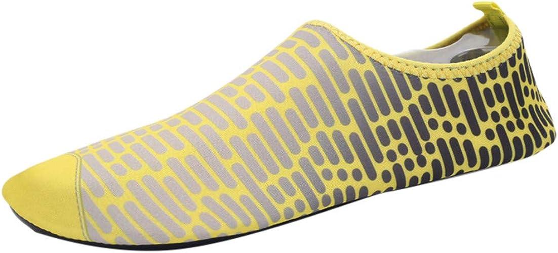 FAMILIZO Zapatillas Mujer Running Zapatillas Deportivas De Mujer Sneakers Women Primavera Pareja De Ocio Rápido Dry Aqua Calcetines Barefoot Outdoor Beach Natación Yoga Zapatos De Agua: Amazon.es: Zapatos y complementos