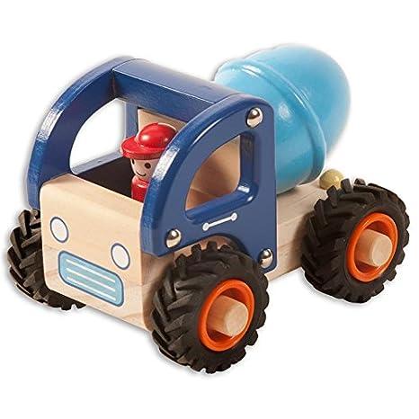 Rosalina Wooden Utility Truck Learning Children Toy Sonstige