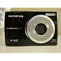 Olympus X-42 12 Megapixel 5x Zoom Digital Camera- Black