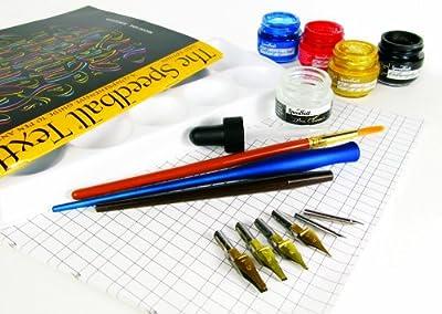 Speedball Deluxe Pen and Ink Kit