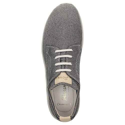 Sioux Men's Loafer Flats Grey WbWIkPYC