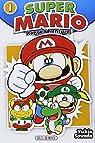 Super Mario Manga Adventures, tome 1 par Sawada