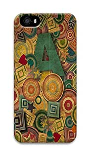 iPhone 5 5S Case Abstract Patterns 2 3D Custom iPhone 5 5S Case Cover