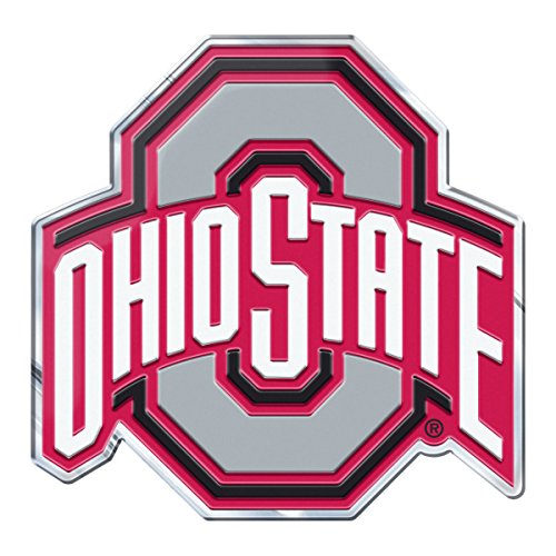 NCAA Ohio State Buckeyes Alternative Color Logo Emblem