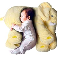 Missley Baby Children's Long Nose Elephant Pillows Soft Plush Stuff Dolls Lum...