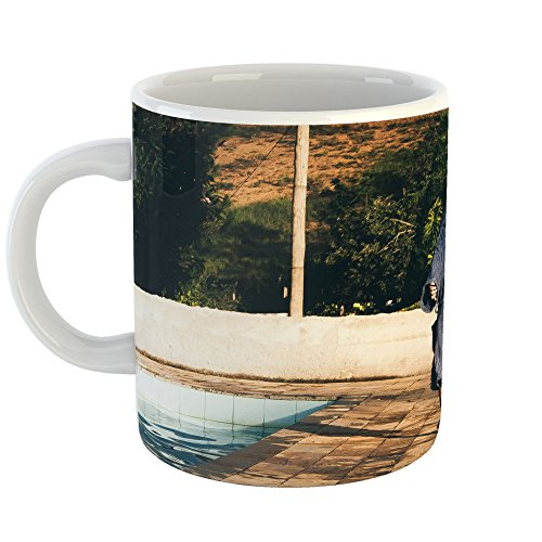 Westlake Art - Pool Photography - 11oz Coffee Cup Mug - Modern Picture Photography Artwork Home Office Birthday Gift - 11 Ounce (D3B6-942E7)