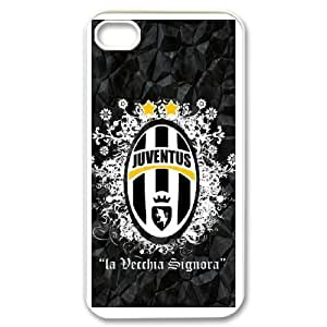 Language still DIY Case Juventus For iPhone 4,4S QQW823374