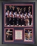 1996 Magnificent Seven - US Women's Gymnastics - Framed 18