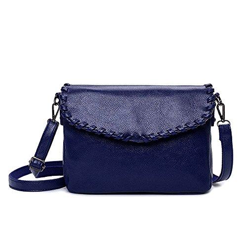 Ruifu - Bolso bandolera Mujer azul