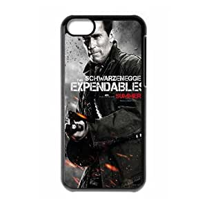 The Expendables iPhone 5c Cell Phone Case Black J6580985