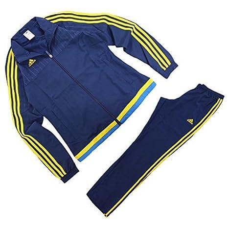 adidas LIC PRES W Chándal para Ocio Traje Suit Mujer Fitness ...