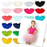 #8: My Lello Little Girls Tutu 3-Layer Ballerina (10 mo - 3T)
