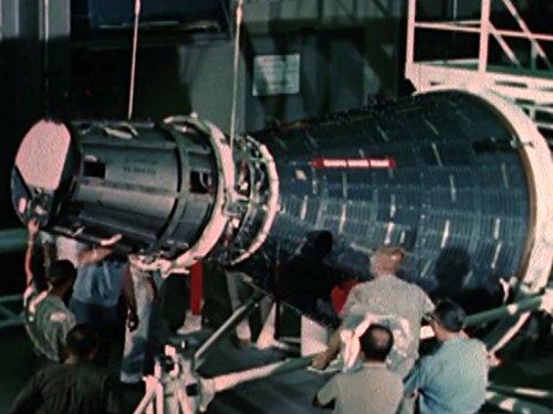 Project Gemini Docking, Mars Curiousity & Satellite - Constellation Hughes