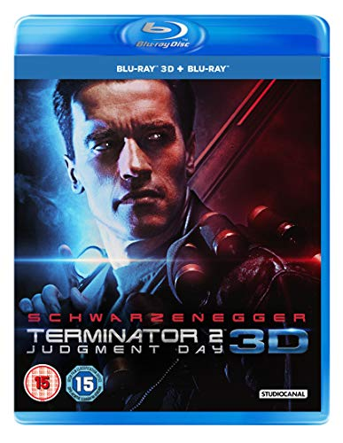 Terminator 2: BLU-RAY three-D + 2D [2017]