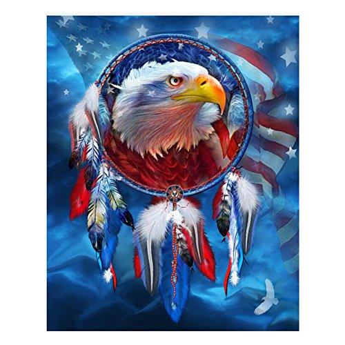 Eagle 5 Embroidery - 1