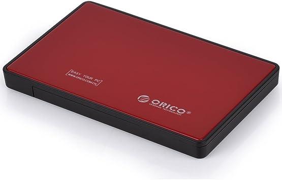 ORICO 2588US3 sin Tornillo Caja Externa para Disco Duro Externo 2 ...