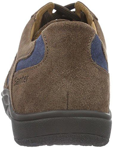 Brun Bleu Actifs Sneaker espresso Heures Ganter Heimo Marine 2031 De Longues Hommes BqYzAwz