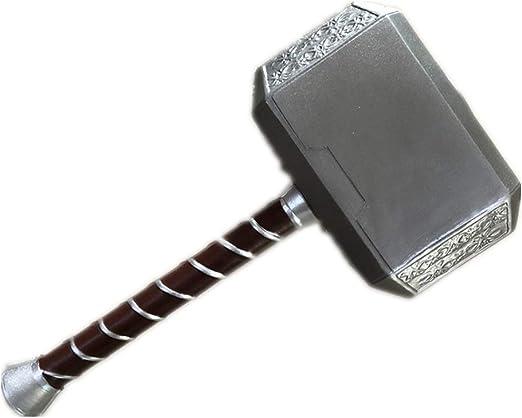 martillo thor para disfraz