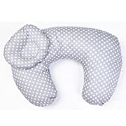 Aluck Nursing Feeding Pillow and Positioner for Breastfeeding