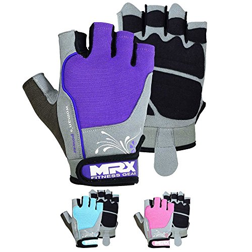 MRX BOXING & FITNESS Weight Lifting/Exercise Grip Gloves