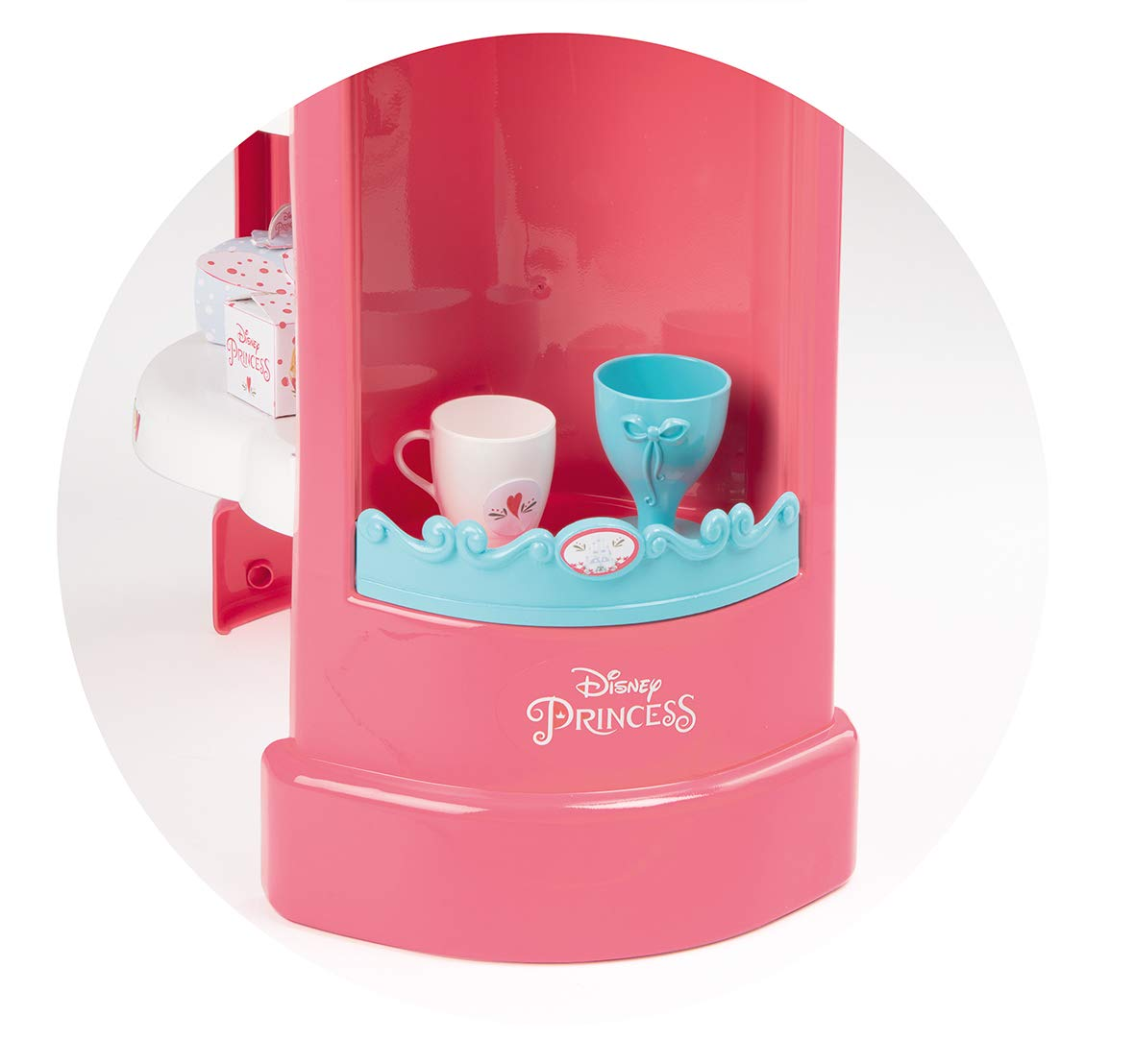 Smoby 311700 Disney Princess Küche, rosa: Amazon.de: Spielzeug