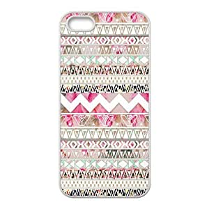 C-EUR Diy Aztec Tribal Hard Back Case for Iphone 5 5g 5s by icecream design