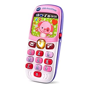 VTech Baby Little Smartphone - Pink - ONLINE EXCLUSIVE