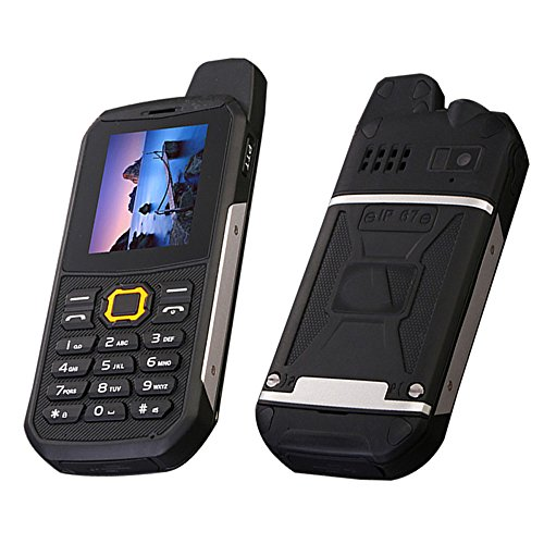 F8 Mobile Phone Walkie Talkie Waterproof IP67 Quad Band Dual SIM Phone Can Use As Power Bank Best For Hiking Camping
