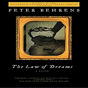 The Law of Dreams: A Novel Audiobook