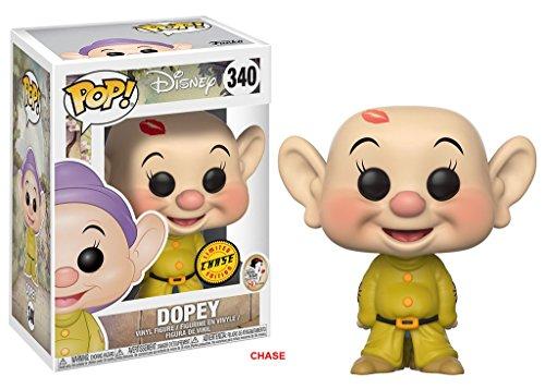 Funko Disney Snow White Dopey Pop Vinyl Figure Chase Variant