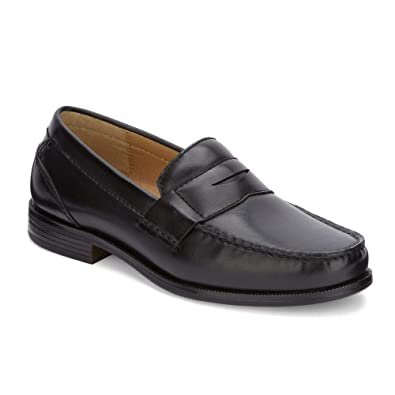 82727b962178 Amazon.com | Dockers Mens Colleague Dress Penny Loafer Shoe ...