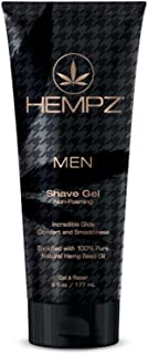 product image for Hempz Premium Precision Non-Foaming Shave Gel for Men